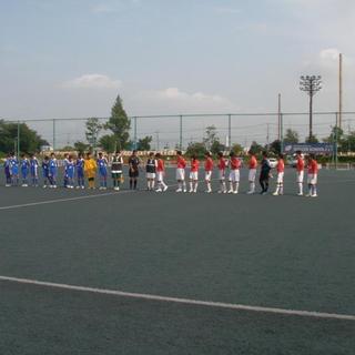 春日部共栄中学校サッカー